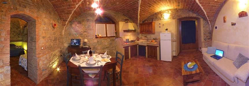 Emejing Cucine Muratura Toscana Contemporary - harrop.us - harrop.us