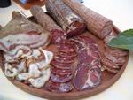 Wurst aus Schweinefleisch